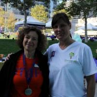 Alzheimer's Walk 2013 in Century City